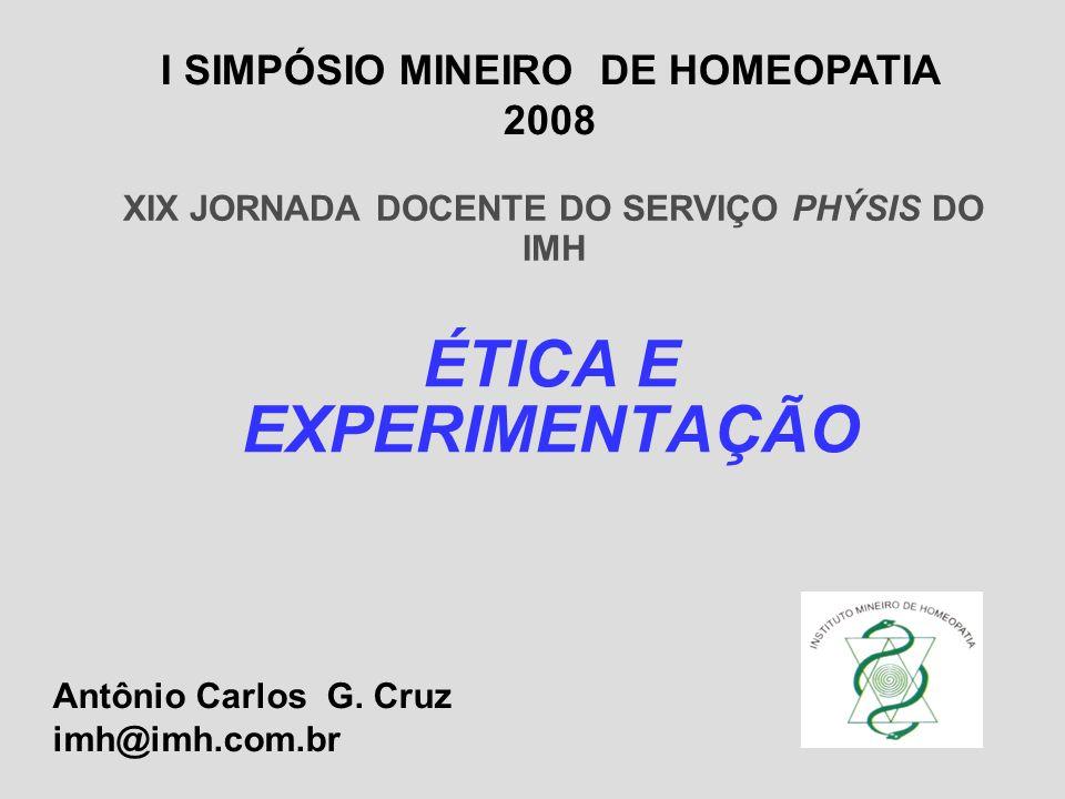 XIX JORNADA DOCENTE DO SERVIÇO PHÝSIS DO IMH