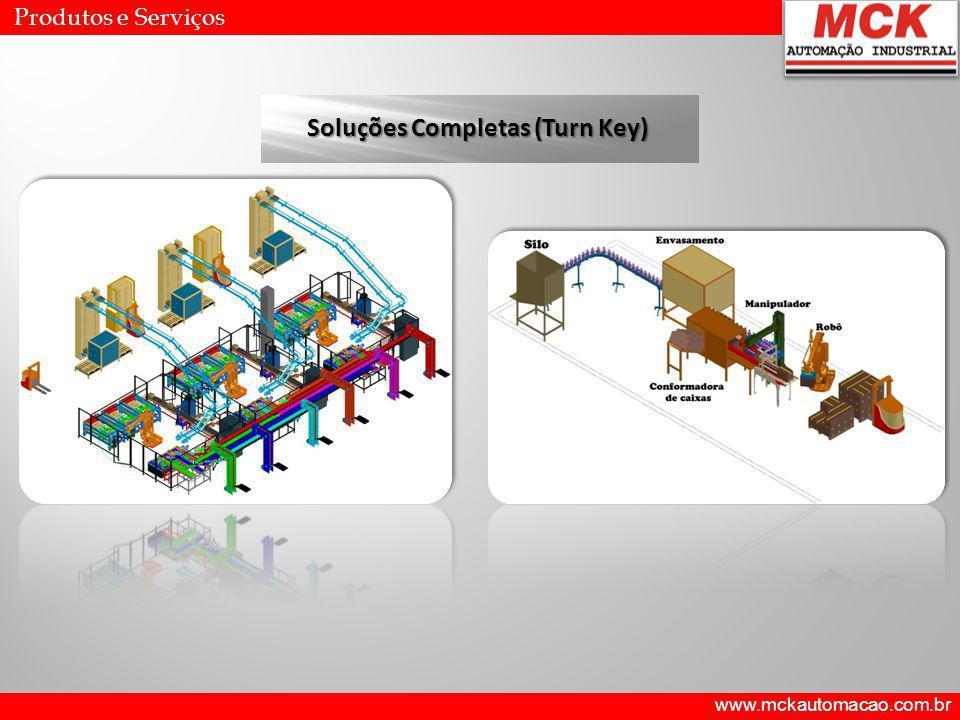 Soluções Completas (Turn Key)