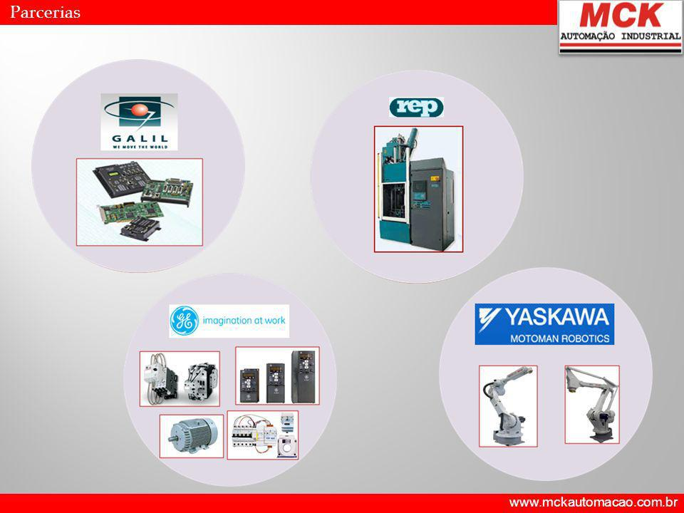Parcerias www.mckautomacao.com.br