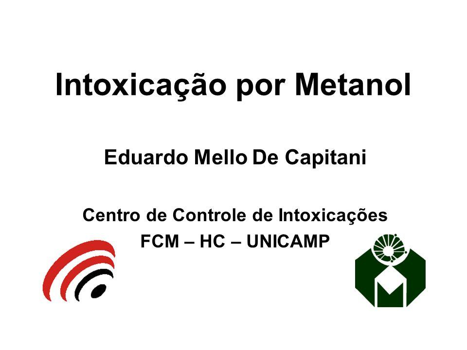Intoxicação por Metanol