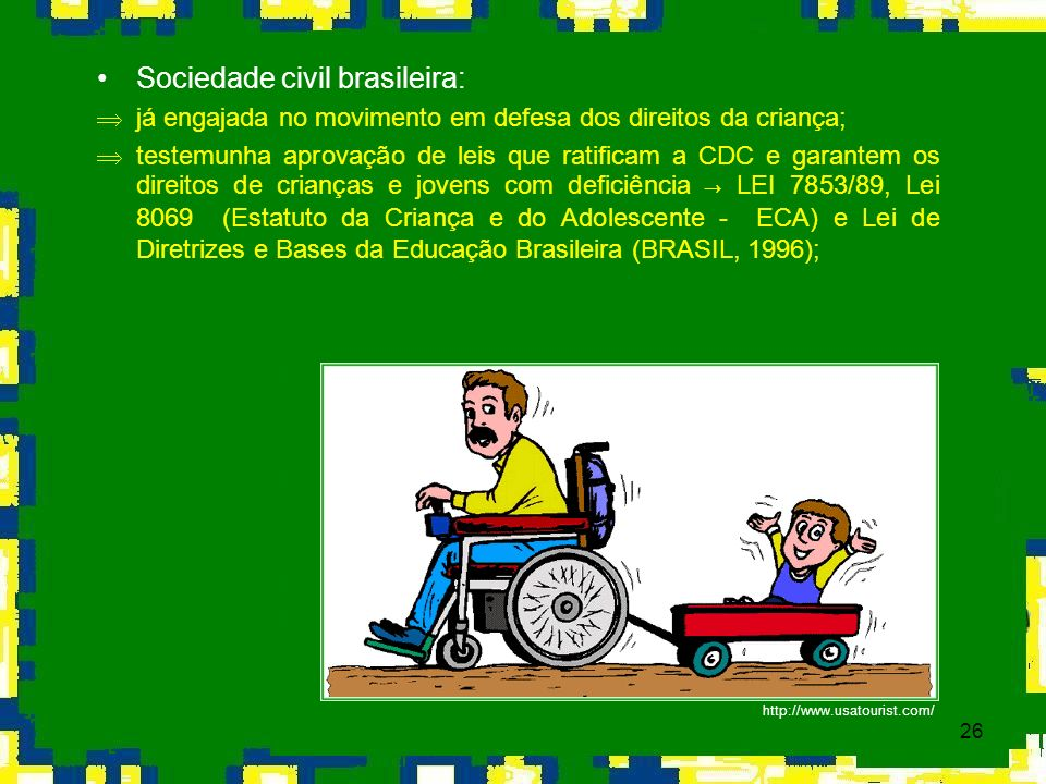 Sociedade civil brasileira: