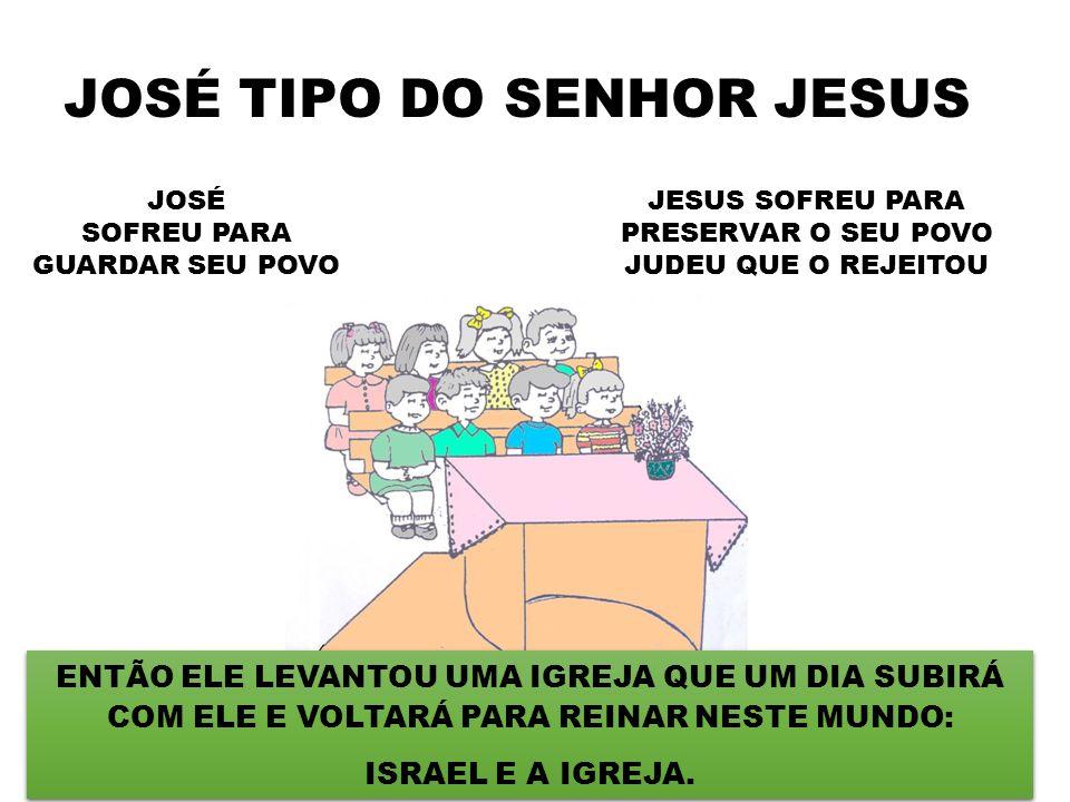 JOSÉ TIPO DO SENHOR JESUS
