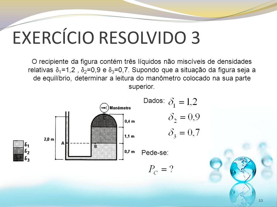 EXERCÍCIO RESOLVIDO 3