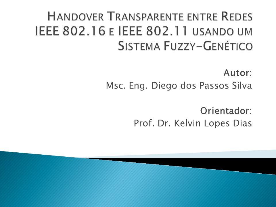 Handover Transparente entre Redes IEEE 802. 16 e IEEE 802