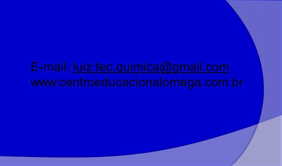 E-mail: luiz.tec.quimica@gmail.com