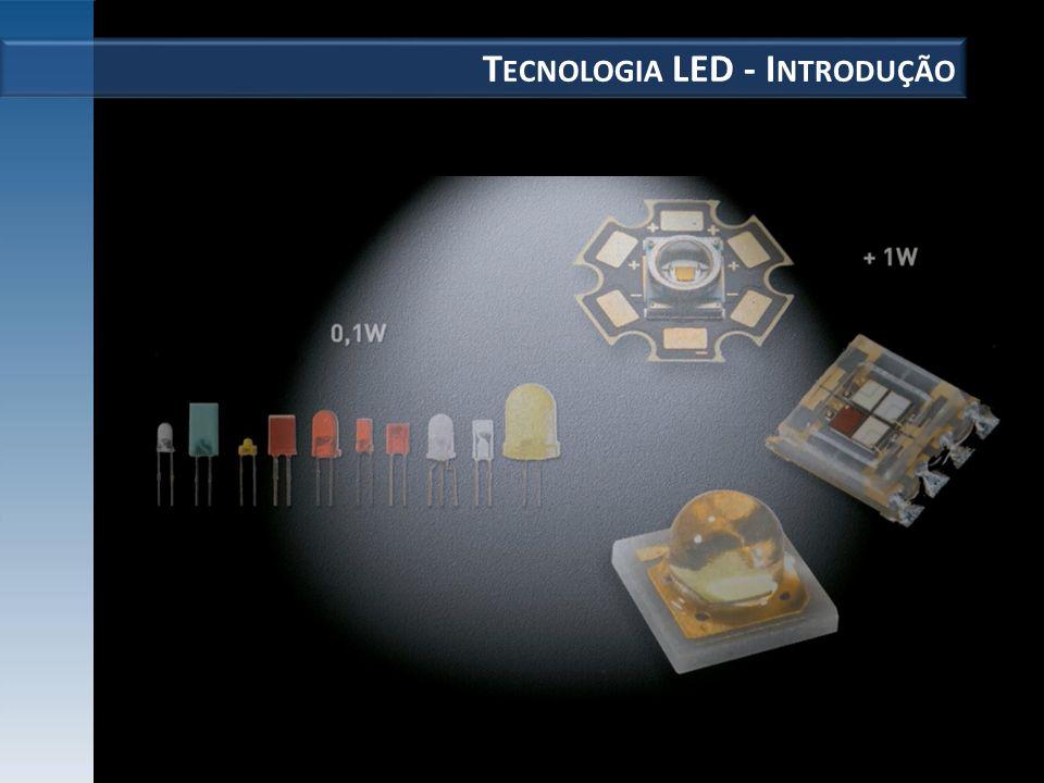 Tecnologia LED - Introdução