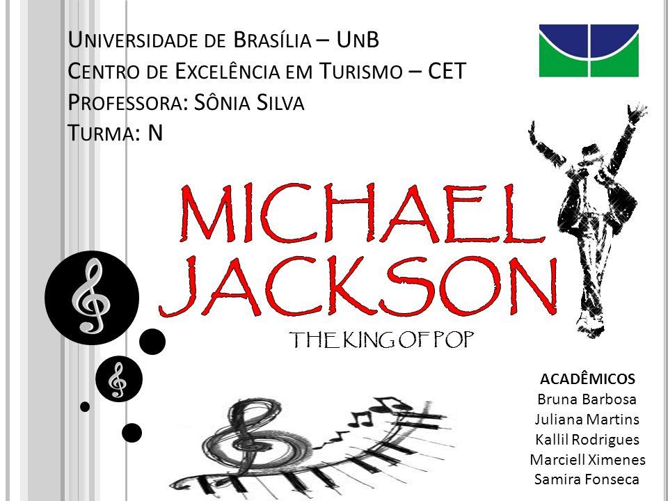 Universidade de Brasília – UnB Centro de Excelência em Turismo – CET Professora: Sônia Silva Turma: N