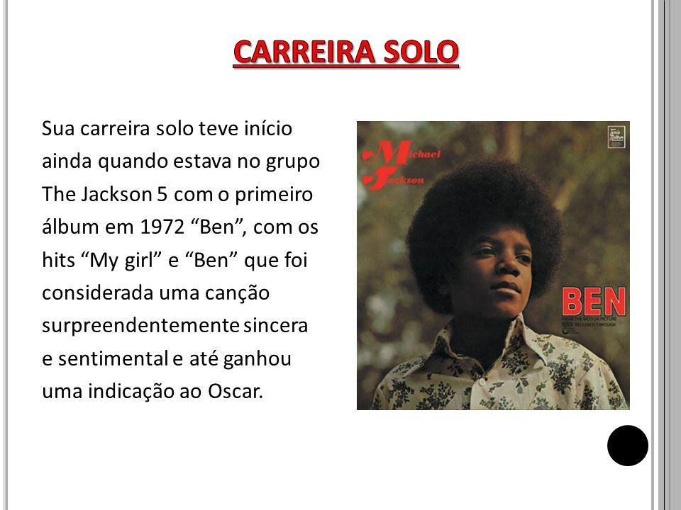 CARREIRA SOLO
