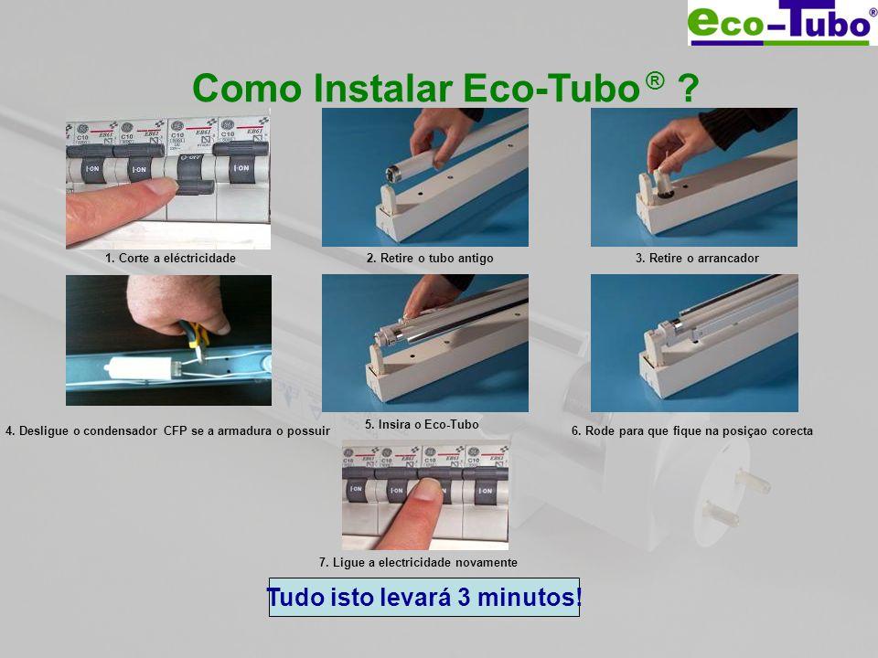 Como Instalar Eco-Tubo ®