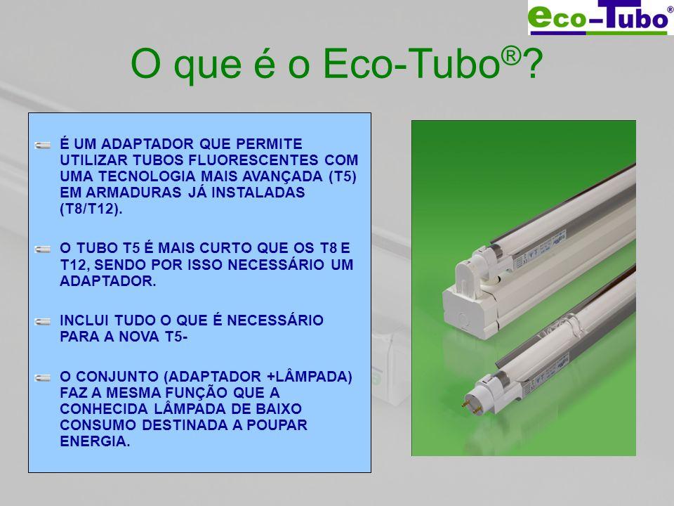 O que é o Eco-Tubo®