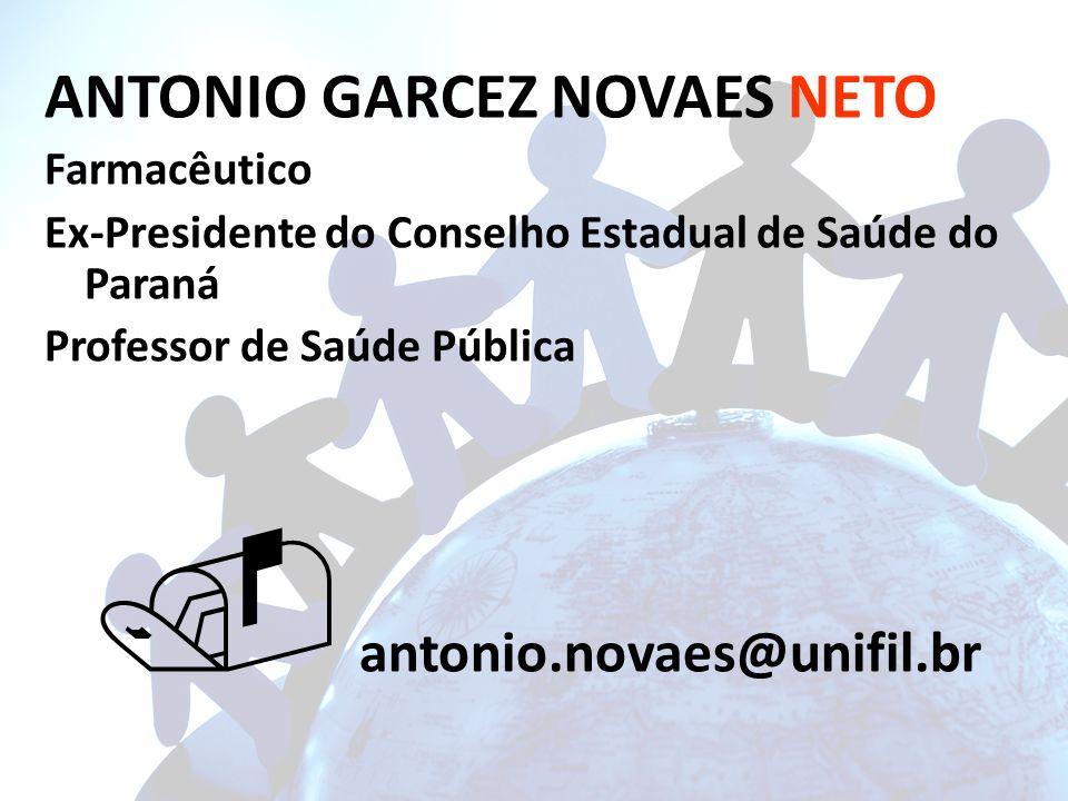 ANTONIO GARCEZ NOVAES NETO