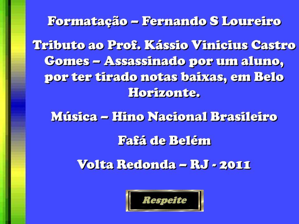 Formatação – Fernando S Loureiro