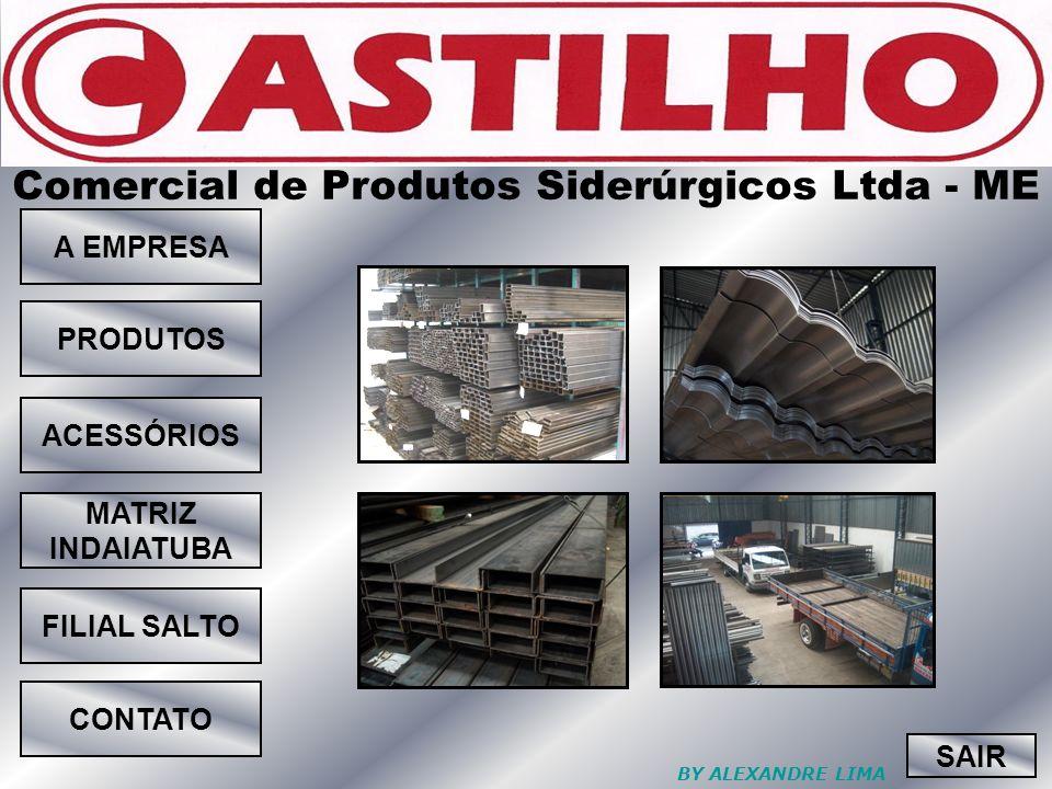 Comercial de Produtos Siderúrgicos Ltda - ME
