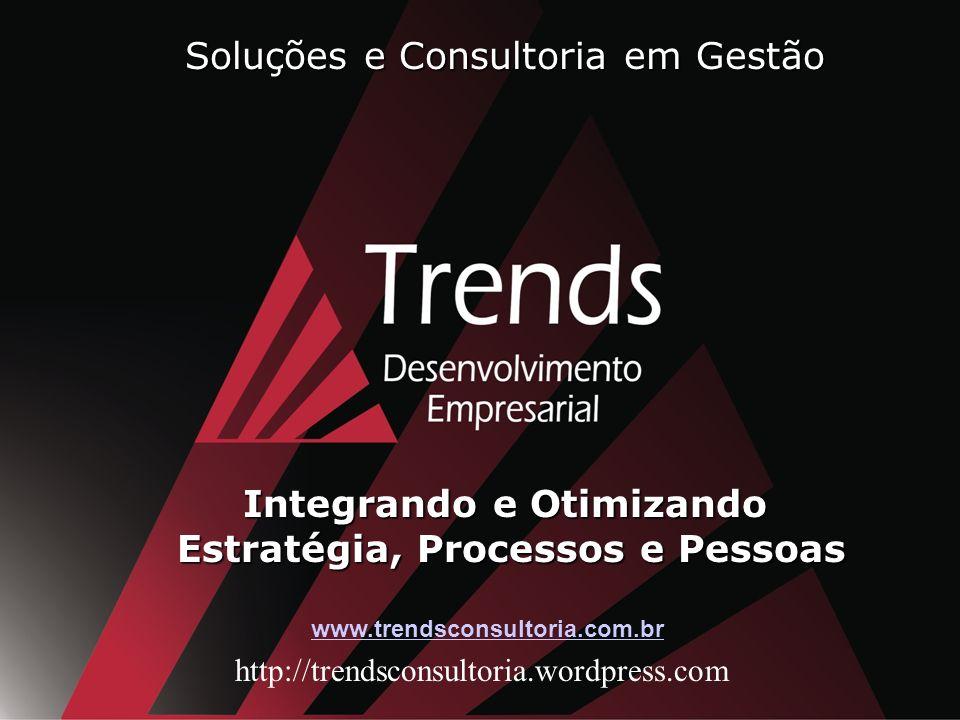 Soluções e Consultoria em Gestão Integrando e Otimizando Estratégia, Processos e Pessoas