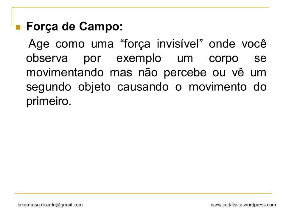 Força de Campo: