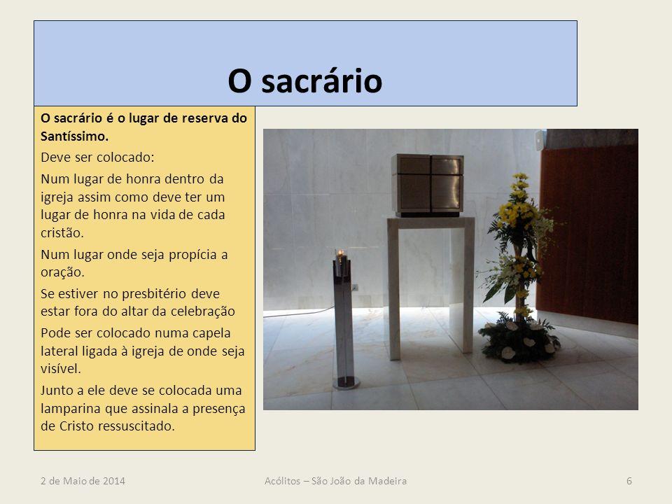 Acólitos – São João da Madeira