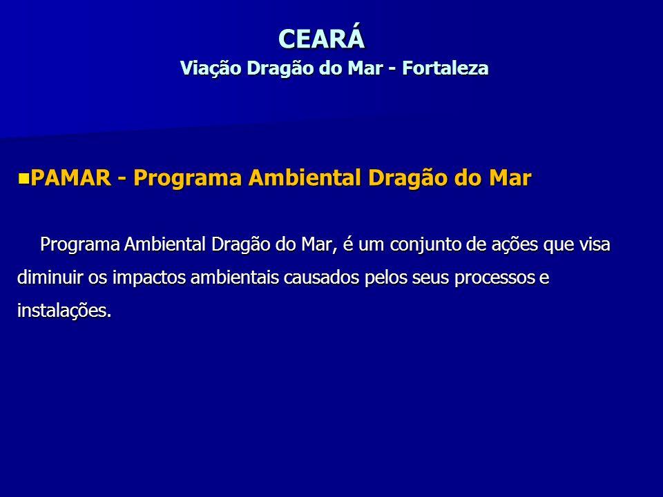 CEARÁ Viação Dragão do Mar - Fortaleza
