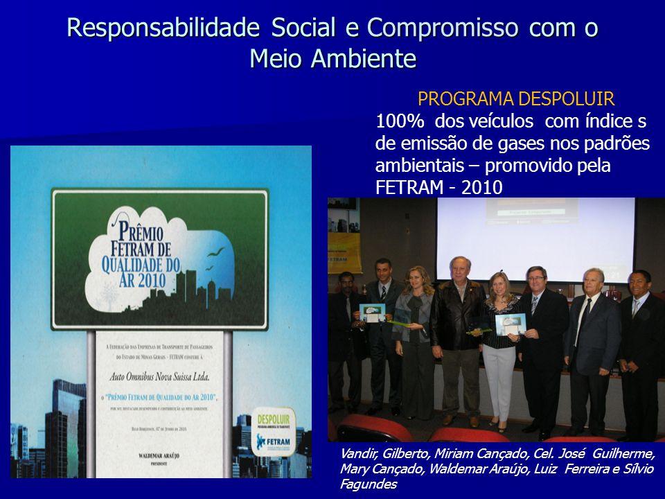 Responsabilidade Social e Compromisso com o Meio Ambiente
