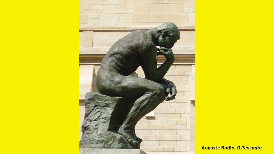 Auguste Rodin, O Pensador