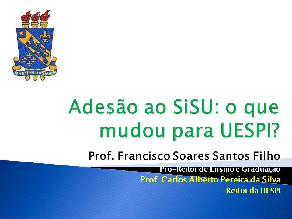 Adesão ao SiSU: o que mudou para UESPI