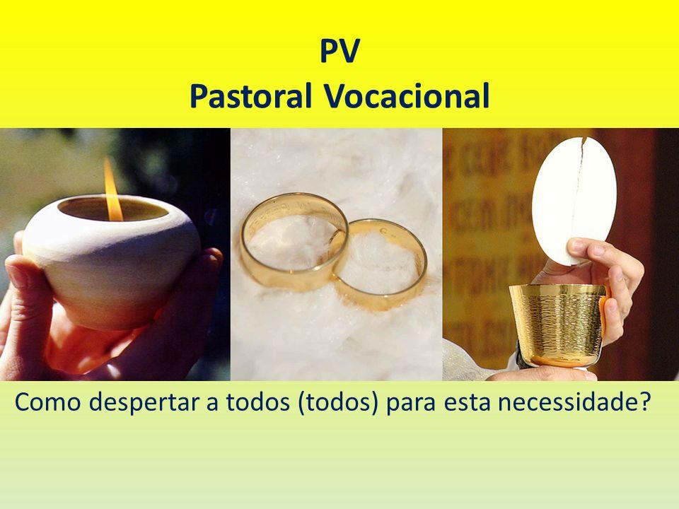 PV Pastoral Vocacional