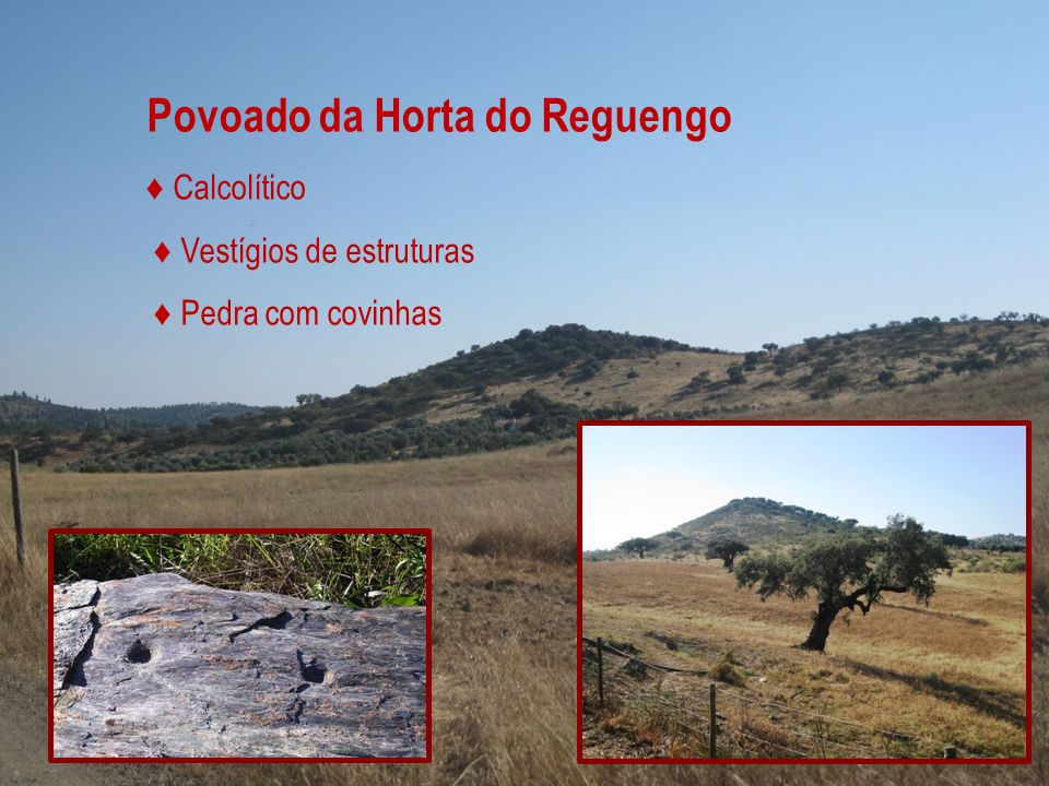Povoado da Horta do Reguengo