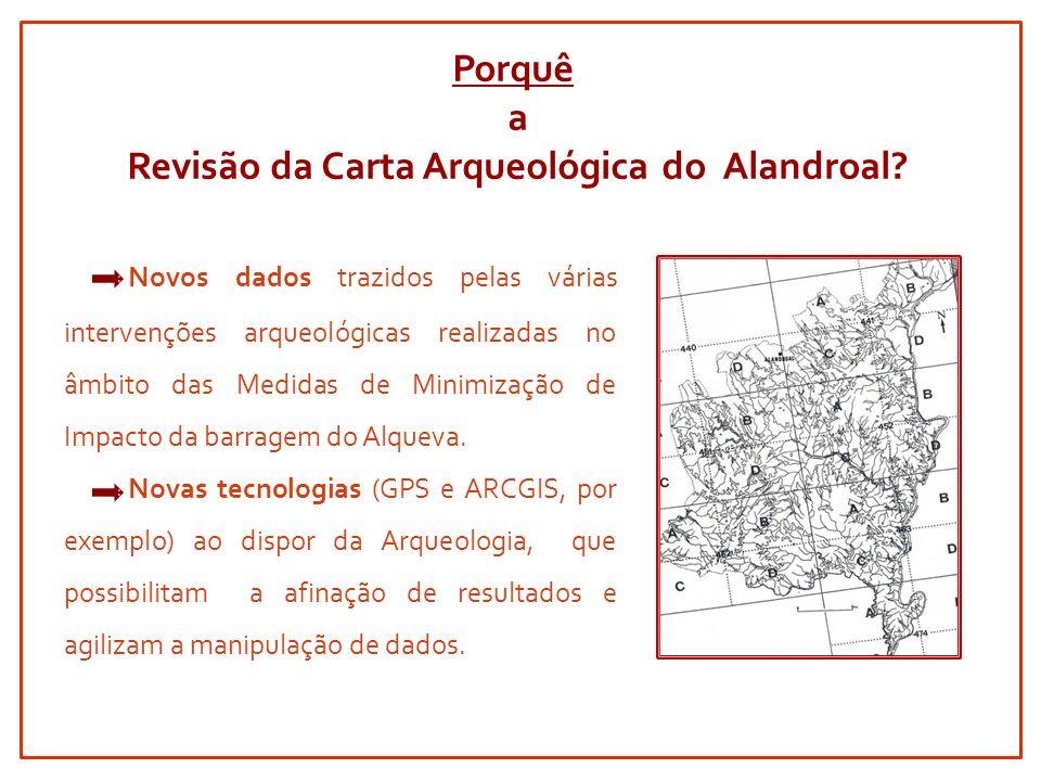 Revisão da Carta Arqueológica do Alandroal
