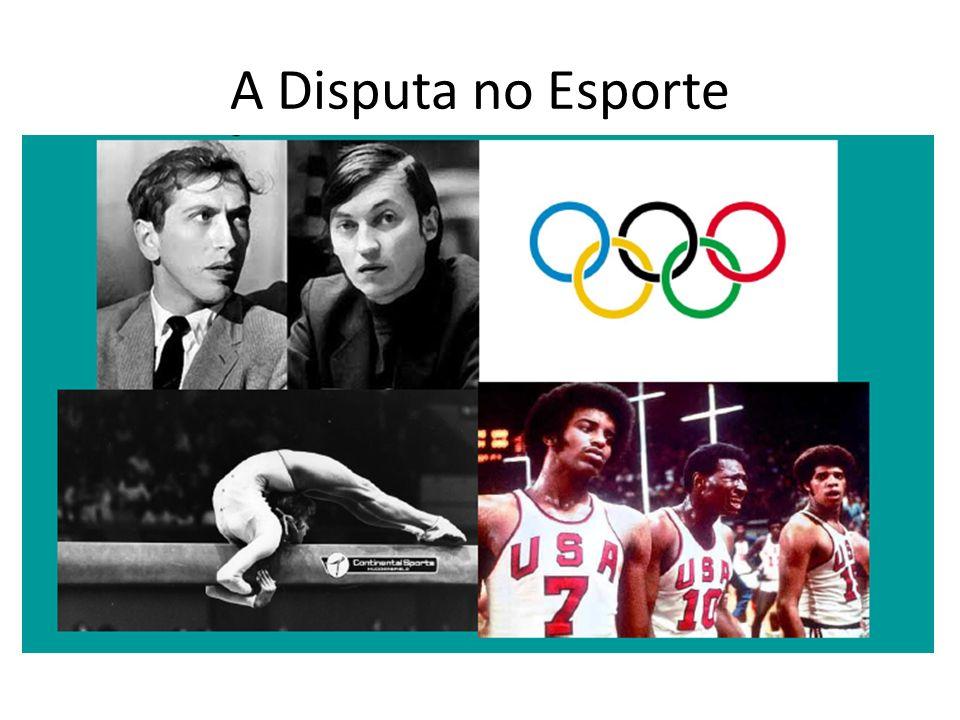 A Disputa no Esporte