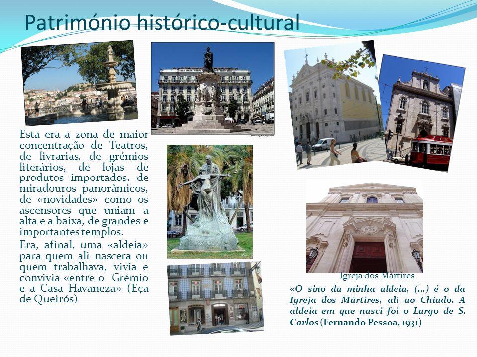 Património histórico-cultural