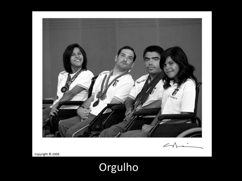 Copyright © 2009. Orgulho