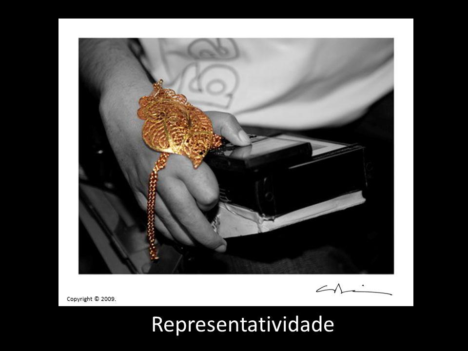 Copyright © 2009. Representatividade