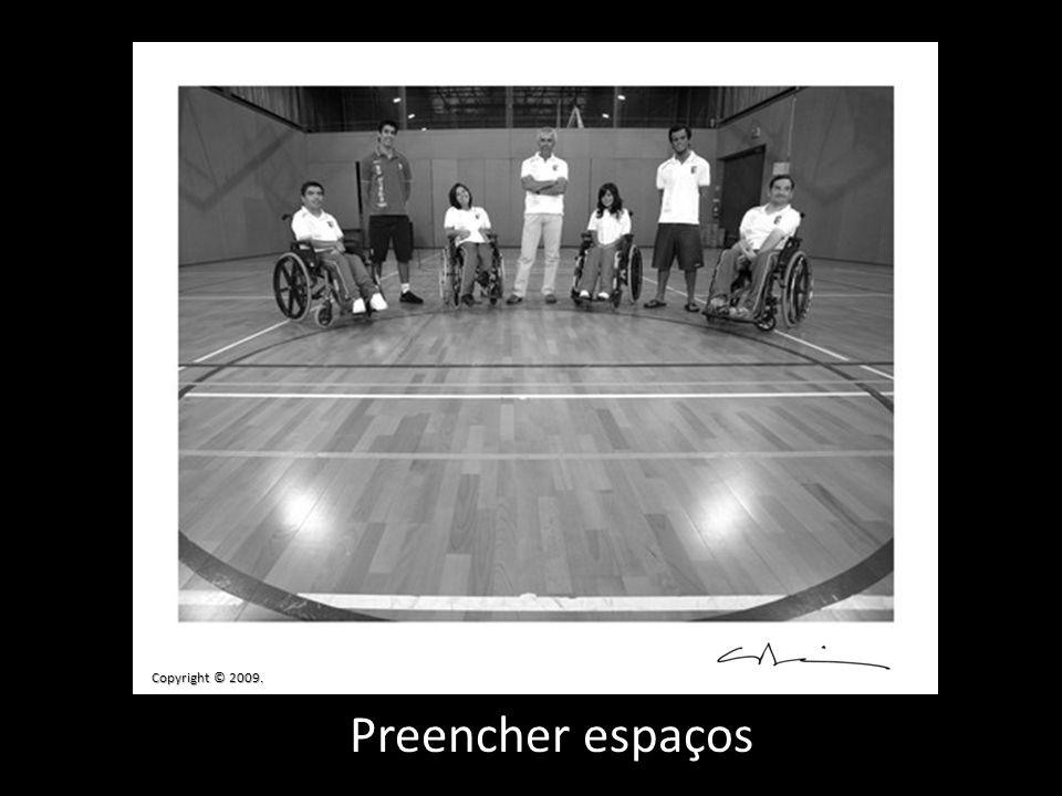 Copyright © 2009. Preencher espaços