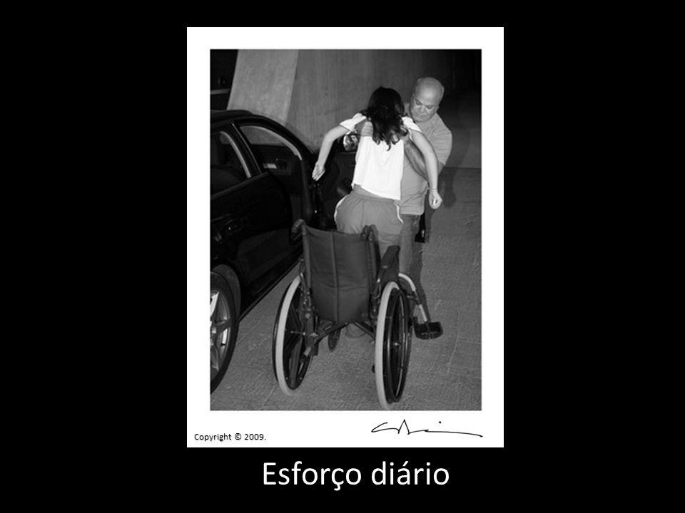 Copyright © 2009. Esforço diário