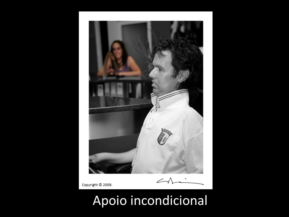 Copyright © 2009. Apoio incondicional