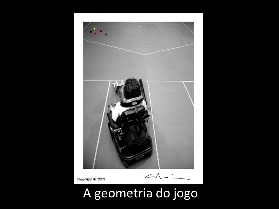 Copyright © 2009. A geometria do jogo
