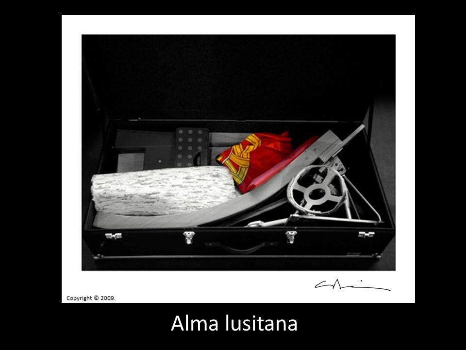 Copyright © 2009. Alma lusitana
