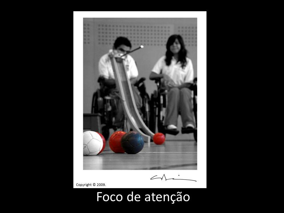 Copyright © 2009. Foco de atenção