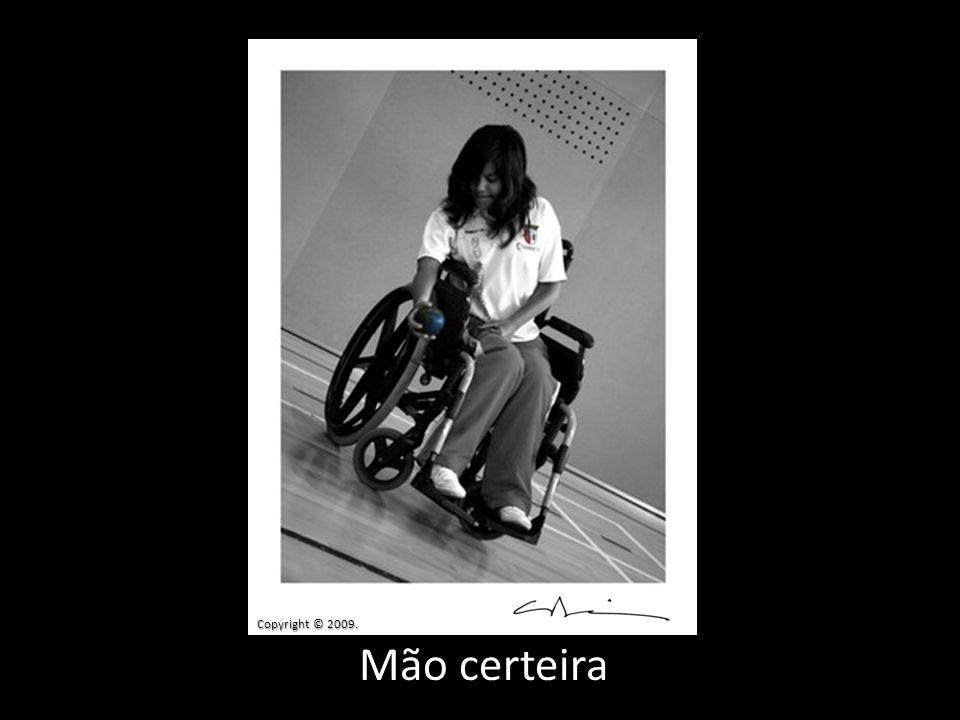 Copyright © 2009. Mão certeira