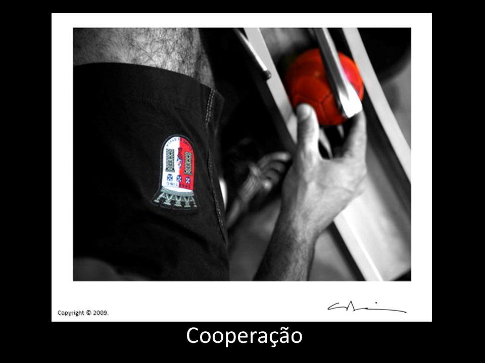 Copyright © 2009. Cooperação