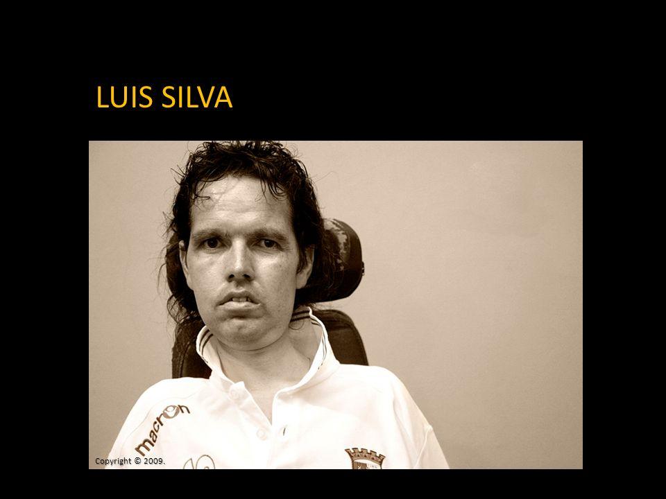 LUIS SILVA Copyright © 2009.