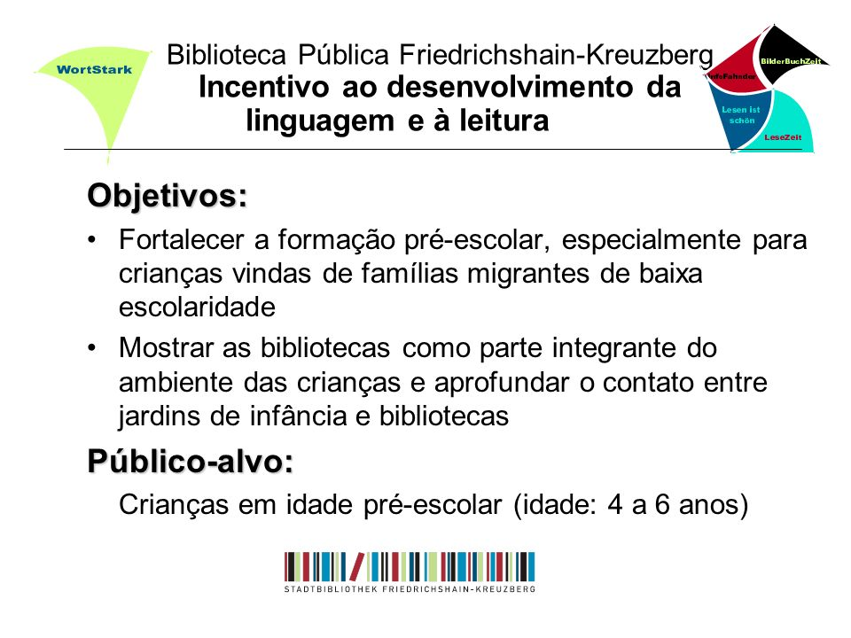 Objetivos: Público-alvo: