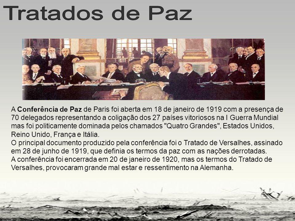 Tratados de Paz