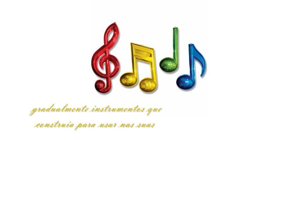 gradualmente instrumentos que