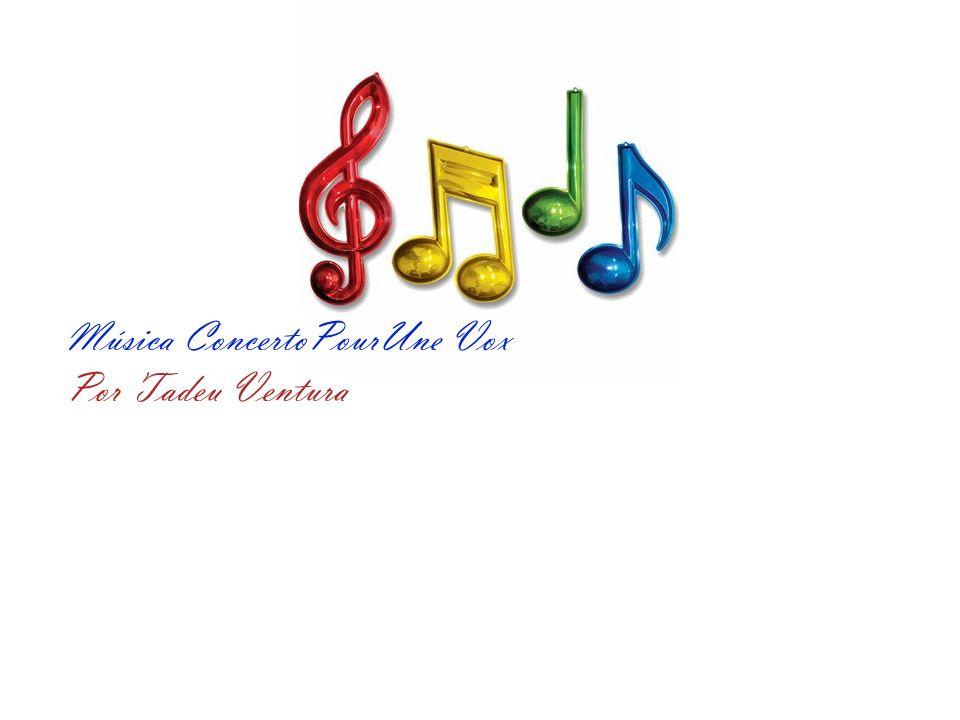 Música ConcertoPourUne Vox
