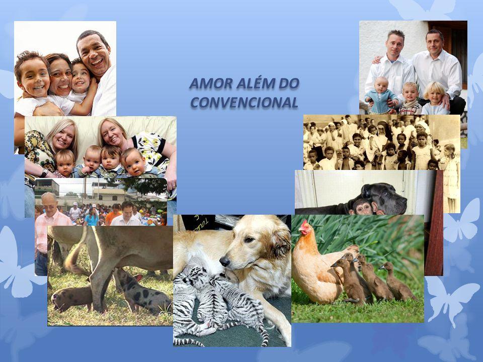 AMOR ALÉM DO CONVENCIONAL