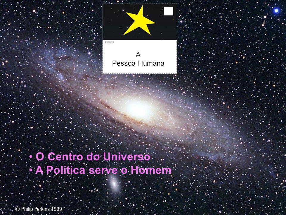 A Política serve o Homem