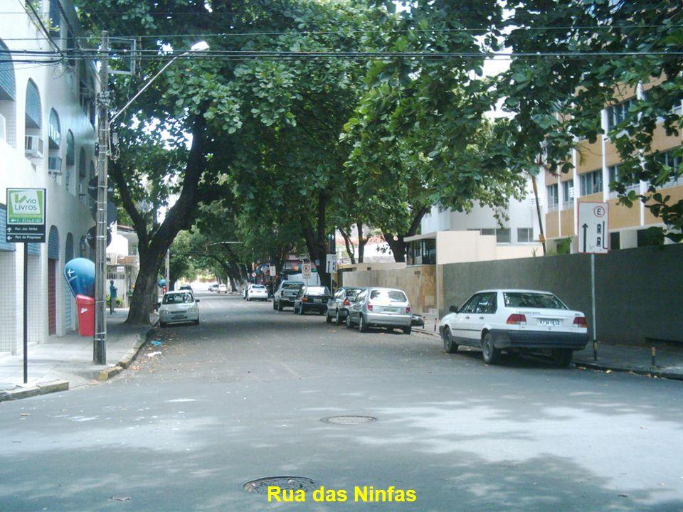 Rua das Ninfas