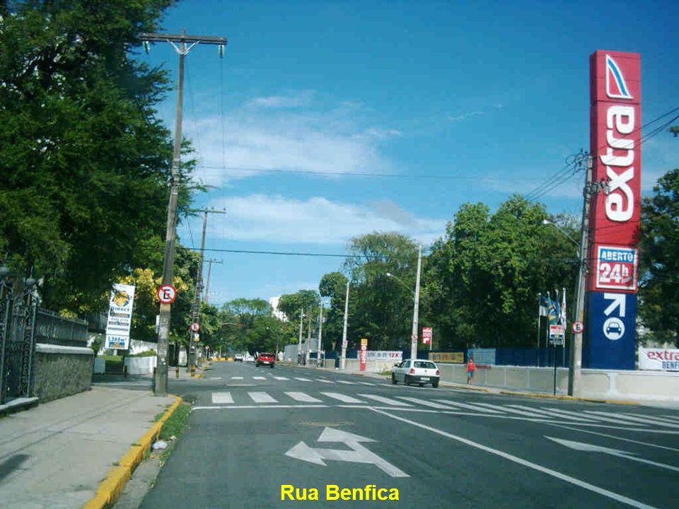 Rua Benfica