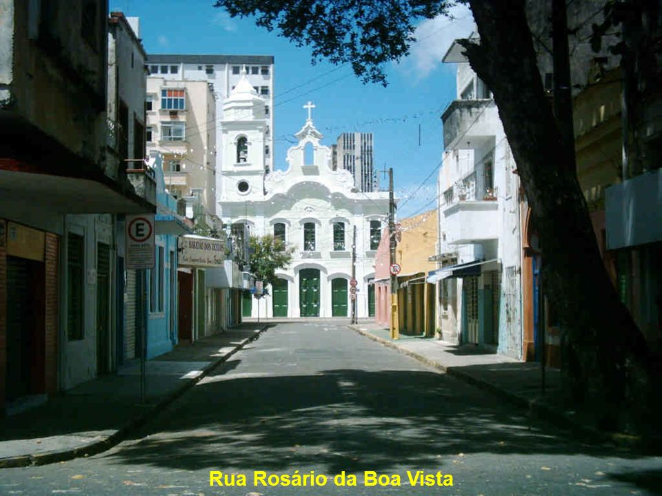Rua Rosário da Boa Vista