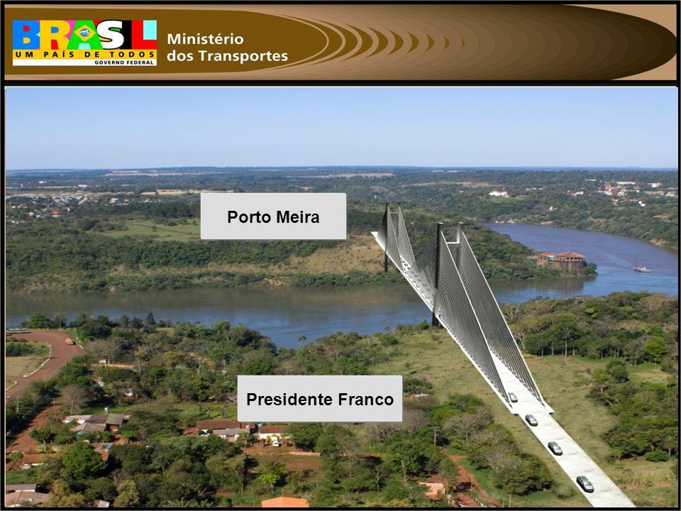 Porto Meira Presidente Franco